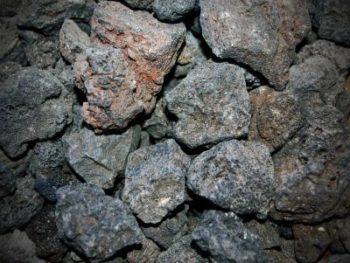 Black Lava (bagged)